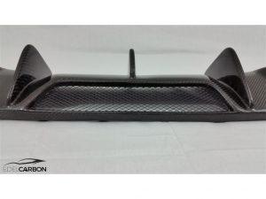 CARBON DIFFUSOR BLACK SERIES STYLE C63 + AMG PAKET FACELIFT 4